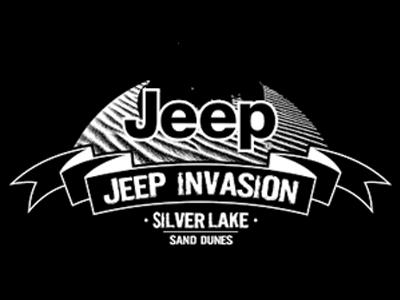 Silver Lake Sand Dunes Jeep Invasion